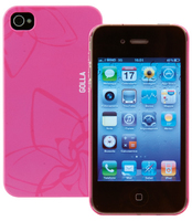 Cellularline HARD CASE for iPhone 4S/4 Cover Rosa