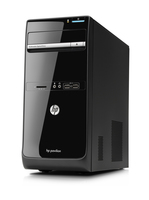 HP Pavilion p6-2130eo 3.3GHz i3-2120 Mini Tower Nero PC
