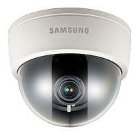 Samsung SCD-2080 IP security camera Interno e esterno Cupola Avorio