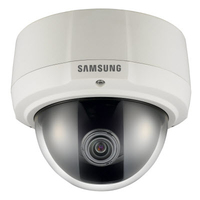Samsung SCV-2081 IP security camera Interno e esterno Cupola Avorio