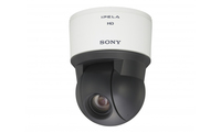 Sony SNC-EP580 + SNCA-HRX550/EXT IP security camera Interno e esterno Cupola Nero