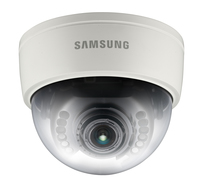 Samsung SND-1080 IP security camera Interno e esterno Cupola Avorio
