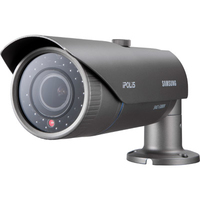 Samsung SNO-5080R IP security camera Interno e esterno Capocorda Grigio