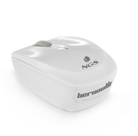 NGS Bernoulli Bluetooth Bluetooth 1600DPI Ambidestro Bianco mouse