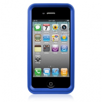 Contour Design HardSkin for iPhone 4/4S Cover Blu