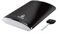 Iomega eGo Jet Black Portable Hard Drive 250 GB 250GB disco rigido esterno