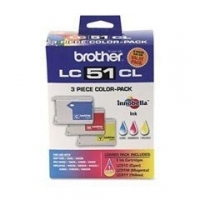 Brother Color Ink 3-Pack Ciano, Giallo cartuccia d