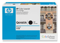 HP Q6460AG Laser cartridge 12000pagine Nero cartuccia toner e laser