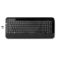 HP A0B42AA RF Wireless Nero tastiera