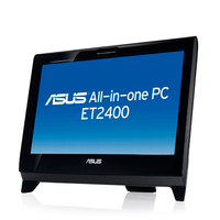 "ASUS ET2400INT-B053E 3.2GHz i5-650 23.6"" 1920 x 1080Pixel Touch screen Nero All-in-One PC"