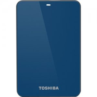 Toshiba Canvio 3.0 750GB Blu disco rigido esterno