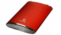 Iomega eGo Cherry Red Portable Hard Drive 250GB Rosso disco rigido esterno