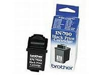 Brother IN700 Cartridge Black cartuccia d