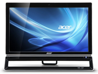 "Acer Aspire 771_Po 3.3GHz i3-2120 23"" 1920 x 1080Pixel Touch screen Nero"