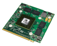 HP 580136-B21 Quadro FX 770M 0.25GB GDDR3 scheda video