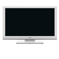 "Toshiba 19DL934 19"" HD Bianco LED TV"