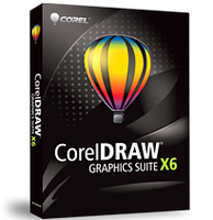 Corel CorelDRAW Graphics Suite X6, UPG
