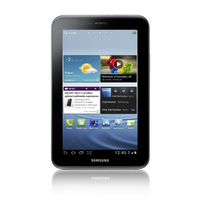 Samsung Galaxy Tab 2 7.0 16GB 3G Nero, Grigio tablet