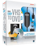 Corel Easy VHS to DVD 3, Win, ML