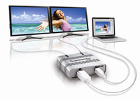 Matrox DualHead2Go Digital ME DisplayPort/DVI