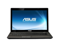 "ASUS A73SD-TY052V 2.3GHz i3-2350M 17.3"" 1600 x 900Pixel Marrone"