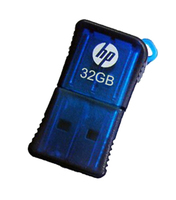 HP v165w 32GB 32GB USB 2.0 Tipo-A Blu unità flash USB