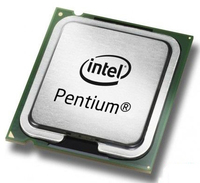 Intel Pentium ® ® Processor with MMXT Technology 233 MHz, 66 MHz FSB 0.233GHz 0.512MB L2 processore