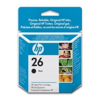HP 26 Black Nero cartuccia d