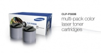 Samsung CLP-P300B Black Toner Cartridge Nero