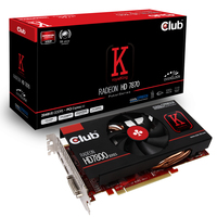 CLUB3D Radeon HD 7870 royalKing 2GB Radeon HD7870 2GB GDDR5