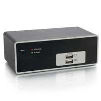 C2G 52194 Nero switch per keyboard-video-mouse (kvm)