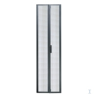 APC NETSHELTER VX-VS 42U SPLIT REAR DOORS 600MM WIDE BLACK