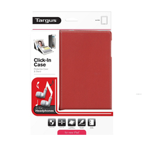 Targus Click-In Case + H/Phones Cover Rosso
