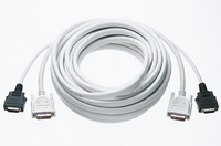 Sony Extension Cable for MR series Flat TVs, VMC-P10 10m Bianco cavo DVI