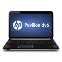 HP Pavilion dv6-6c50ss Entertainment Notebook PC
