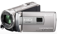 Sony HDR-PJ200 Videocamera palmare 5.3MP CMOS Full HD Argento