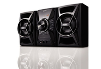 Sony MHC-EC599 Home audio mini system 120W Nero set audio da casa