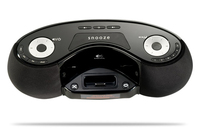 Logitech Pure-Fi Dream Nero docking station con altoparlanti