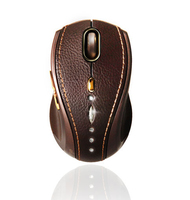 Gigabyte M7800S RF Wireless Laser 1600DPI Marrone mouse