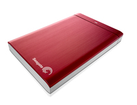 Seagate 1TB Backup Plus Portable 1000GB Rosso disco rigido esterno
