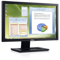 "DELL E Series E2011H 20"" HD TN+Film Nero monitor piatto per PC"