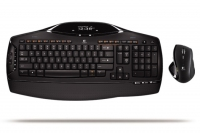 Logitech Keyboard Cordless Desktop MX 5500 Revolution Bluetooth Nero tastiera