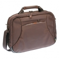 "Case Logic 15.4"" Casual Slimline Laptop Case 15.4"" Borsa da corriere Marrone"