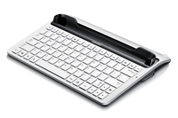 Samsung EKD-K14 Connettore docking QWERTZ Bianco tastiera per dispositivo mobile