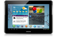 Samsung Galaxy Tab 2 10.1 16GB Nero tablet