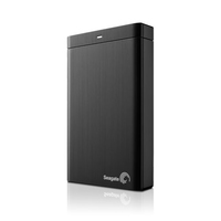 Seagate 1TB Backup Plus Portable 1000GB Nero disco rigido esterno
