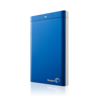 Seagate 500GB Backup Plus Portable 500GB Blu disco rigido esterno