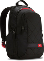 "Case Logic 14"" Laptop Backpack 14"" Zaino Nero"