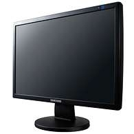 "Samsung 19"" Wide VGA Glossy Black 19"" Nero monitor piatto per PC"