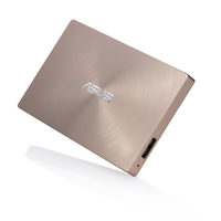 ASUS Zendisk AS400, 500GB, USB 3.0 500GB Rosa disco rigido esterno